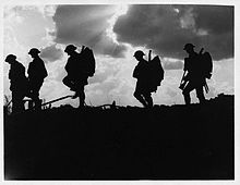 220px-Battle_of_Broodseinde_-_silhouetted_troops_marching